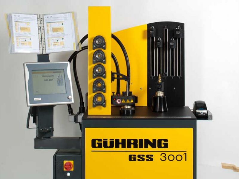 GSS 3001 Clamping System