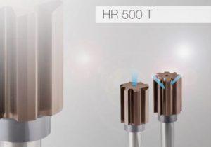 HR 500 T reamer bit