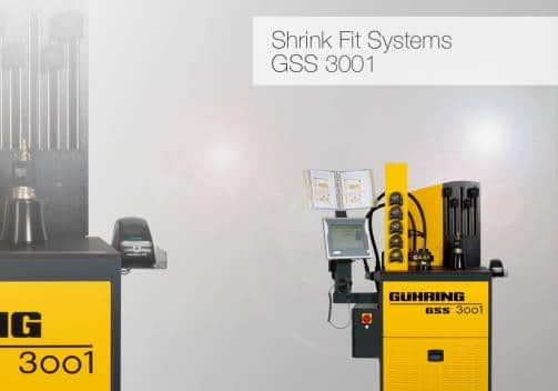 Shrink Fit Systems GSS 3001