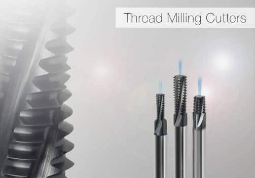 > Thread Milling Cutters