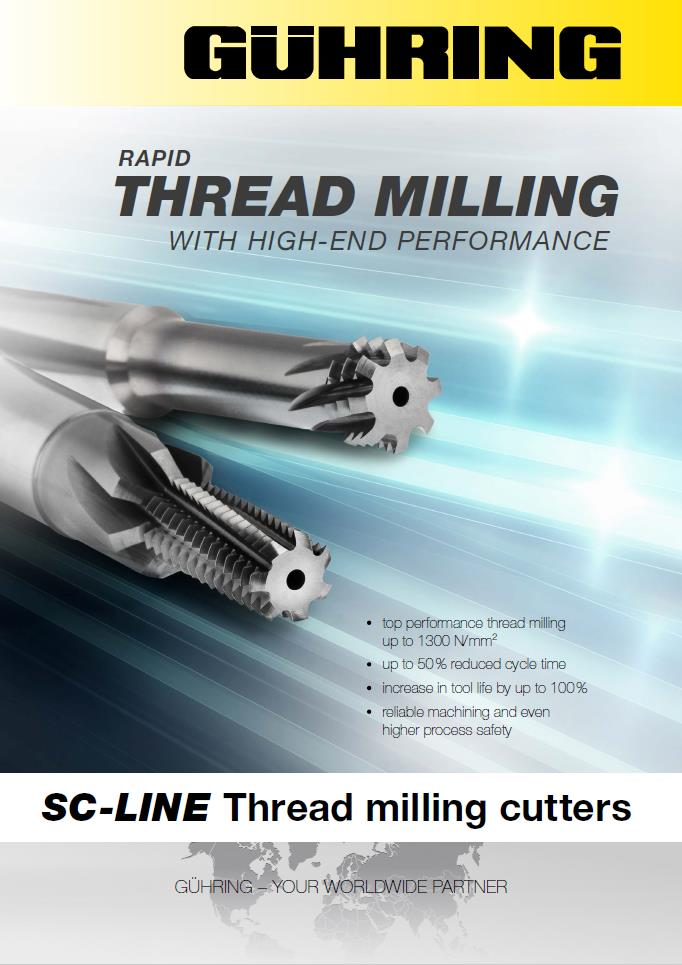 SC Line - Thread Mill