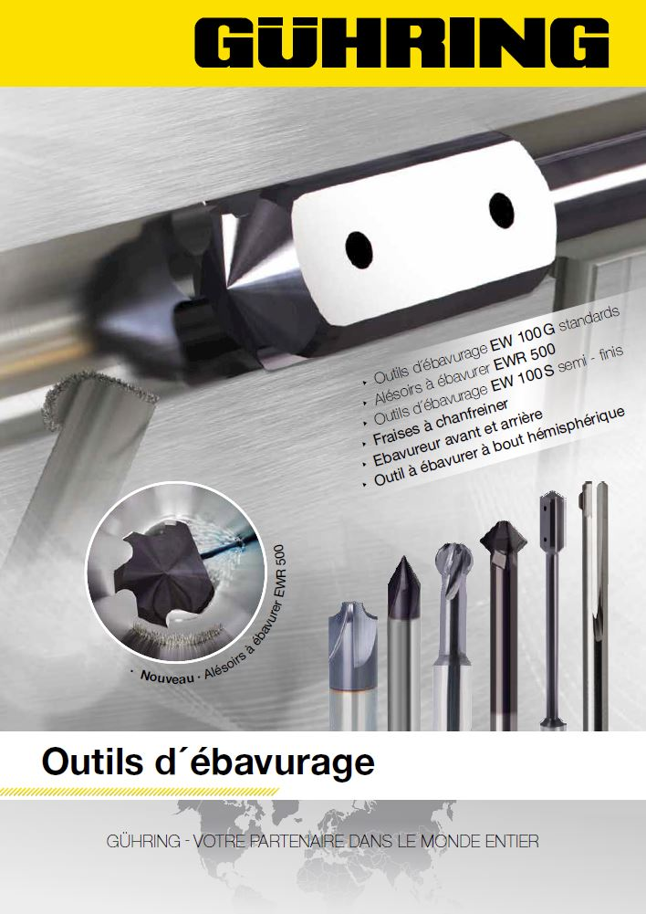 deburring tools catalogue
