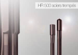 HR 500 aciers trempés