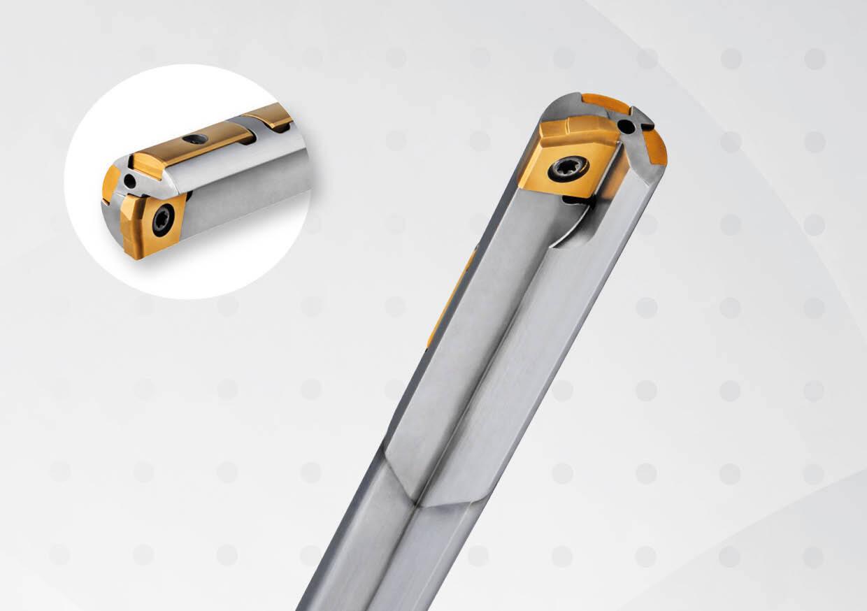 Einlippen-Tieflochbohrer EB 800: Der Flexible