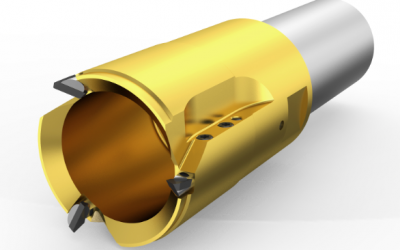 Majestätisch bohren: Kronenbohrer für Faserverbundwerkstoffe