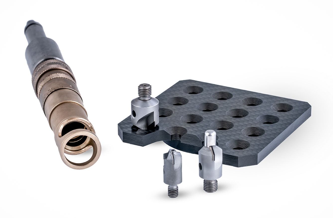 Bearbeitung Zylinderkopf - Ventiltrieb