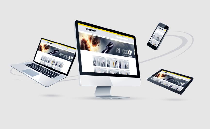 Prozesskosten sparen mit Schnittstellen: Gühring Onlineshop und Ihr ERP-System